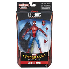 Spider-Man: Homecoming Marvel Legends Spider-Man Web Wings (Flight Gear BAF) - Maximus Collectors Toys & Gifts
