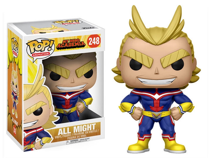 Pop! Animation: My Hero Academia All Might - Maximus Collectors Toys & Gifts