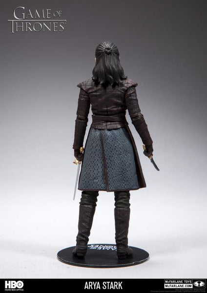 Game of Thrones Arya Stark Action Figure-Maximus Collectors