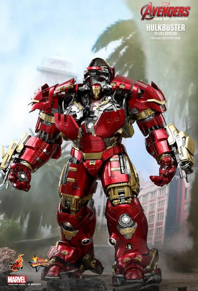 Avengers: Age of Ultron MMS510 Hulkbuster (Deluxe Ver.) 1/6th Scale Collectible Figure - maximus collector toys and gifts