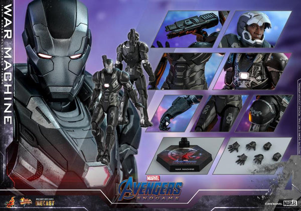 Avengers: Endgame MMS529 Thanos 1/6th Scale Collectible Figure maximus collectors toys and gifts