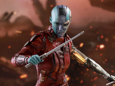 Hot Toys Avengers: Endgame MMS534 Nebula 1/6th Scale Collectible Figure