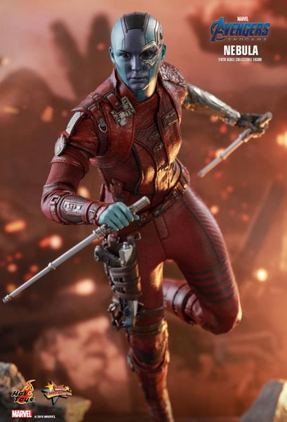 Avengers: Endgame MMS534 Nebula 1/6th Scale Collectible Figure maximus collectors toys and games