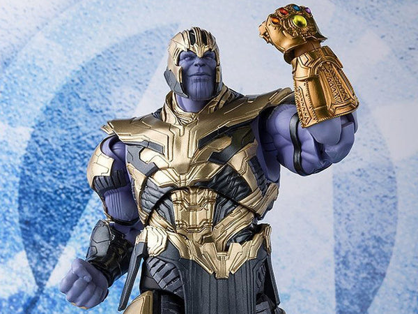 Avengers: Endgame S.H.Figuarts Thanos In Stock maximus collectors toys and gifts