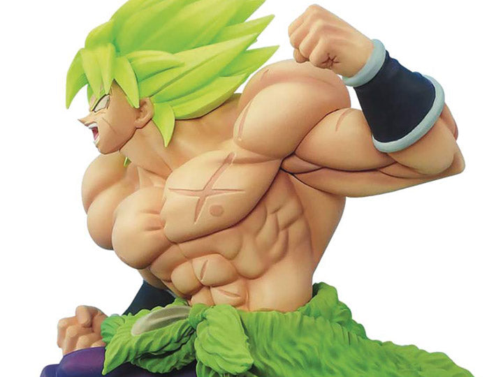 Dragon Ball Super: Broly Warriors Battle Retsuden Z Super Saiyan Broly (Full Power) - Maximus collectors toys and gifts