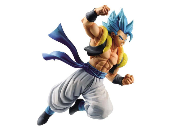 Dragon Ball Super: Broly Warriors Battle Retsuden Z Super Saiyan God Gogeta- maximus collectors toys and gifts