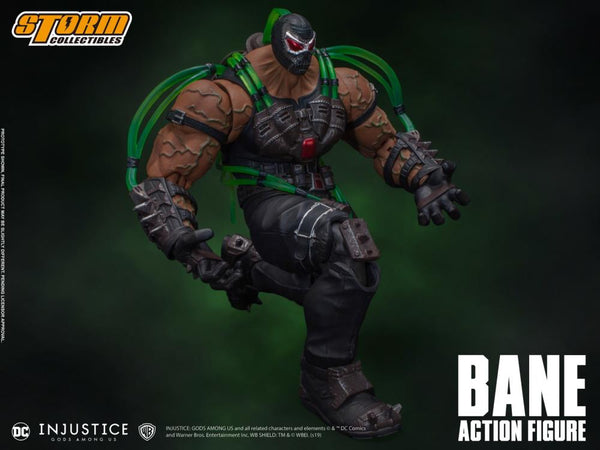 Injustice: Gods Among Us Bane 1/12 Scale Figure-Maximus Collectors