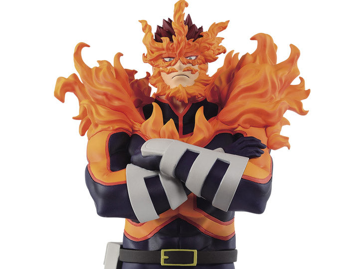 My Hero Academia Age of Heroes Vol.7 Endeavor Statue Figure by Banpresto