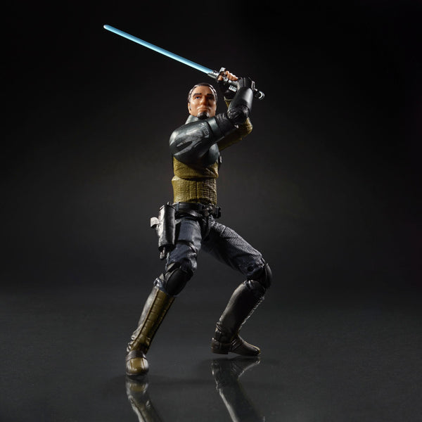 Star Wars Rebels Black Series 6 Inch Kanan Jarrus - Maximus Collectors Toys & Gifts