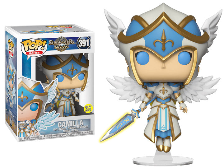 Pop! Games: Summoners War - Camilla-Maximus Collectors