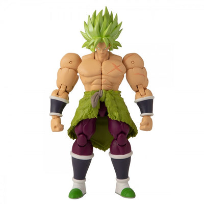 Dragon Ball Super Dragon Stars Super Saiyan Broly (Dragon Ball Super Version) -- Maximus collectors toys and gifts