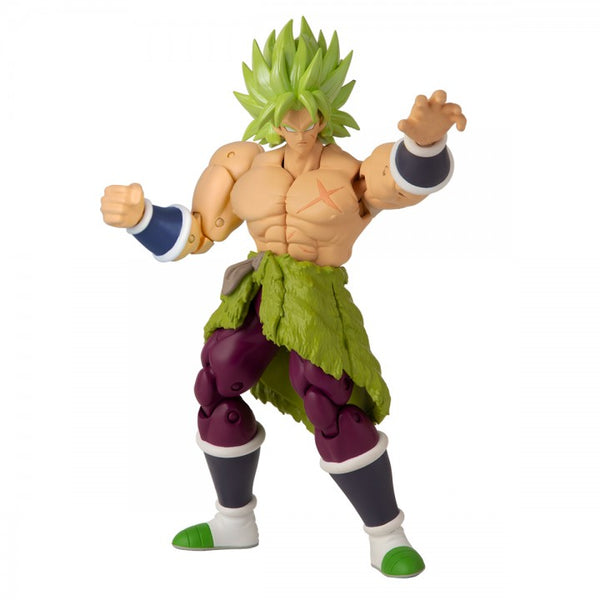 Dragon Ball Super Dragon Stars Super Saiyan Broly (Dragon Ball Super Version)