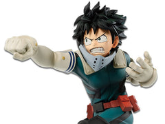 My Hero Academia Enter The Hero Izuku Midoriya