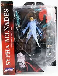 Diamond Select Sypha Figure - Netflix Anime Castlevania