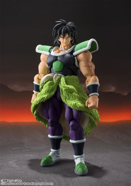 Dragon Ball Super: Broly S.H.Figuarts Broly PRE-ORDER- Maximus Collectors Toys and Gifts