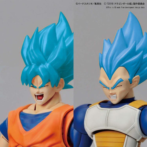 Dragon Ball Super Figure-Rise Standard Super Saiyan Broly (Full Power)- Maximus Collectors Toys and Gifts