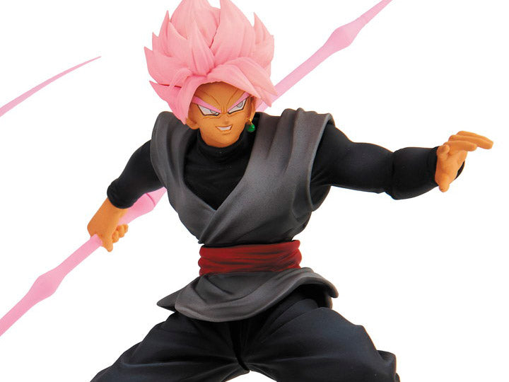 Dragon Ball Super World Figure Colosseum 2 Vol.9 Super Saiyan Rose Goku Black - maxmimus collectors toys and gifts
