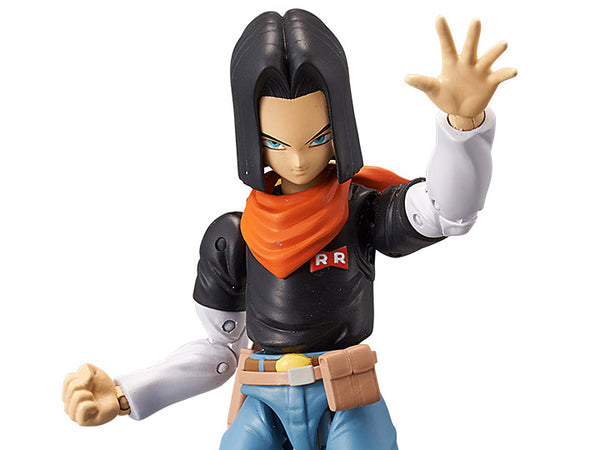 Dragon Ball Z Dragon Stars Android 17- maximus collectors toys and gift