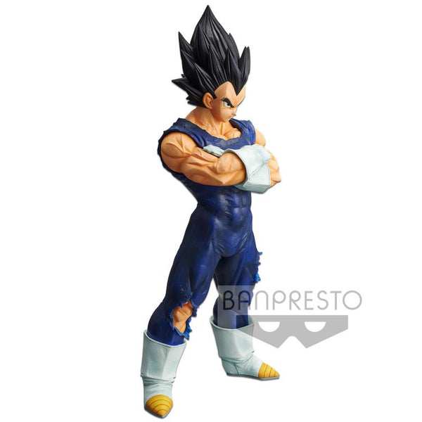 Dragon Ball Z Grandista Nero Vegeta- maximus collectors toys and gifts