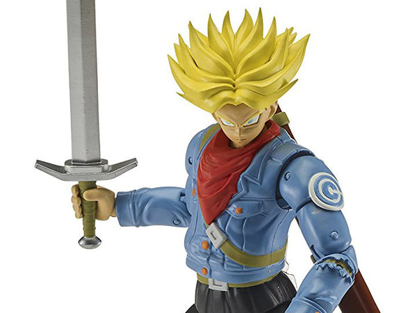 Dragon Ball Super Dragon Stars SS Future Trunks Action Figure (Fusion Zamasu Component) - Maximus Collectors Toys & Gifts