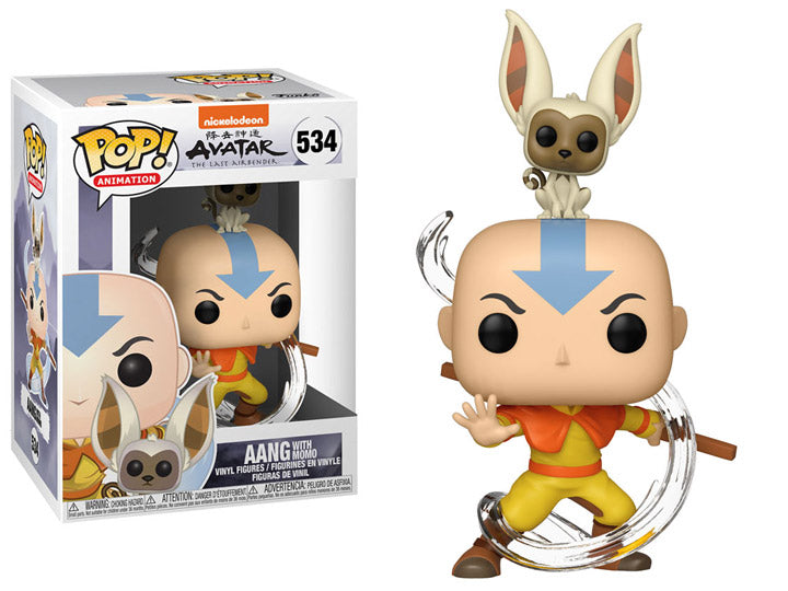 Funko Pop! Animation Avatar: The Last Airbender - Aang