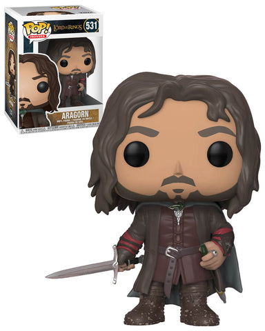 Funko Pop! Lord of the Rings - Aragorn #531 New