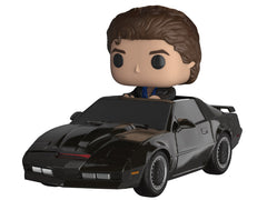 Funko Pop! Rides: Knight Rider - Michael Knight with K.I.T.T. - Maximus Collectors