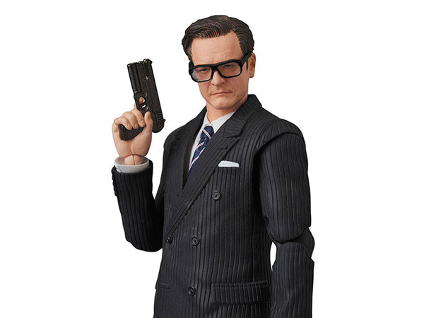 "Kingsman: The Secret Service MAFEX No.073 Harry ""Galahad"" Hart"