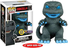 "Pop! Movies: Godzilla - 6"" Super-Sized Atomic Breath Godzilla PX Previews Exclusive-Maximus Collectors"