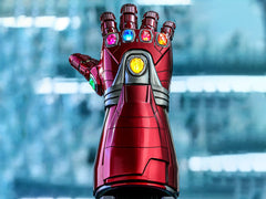Avengers: Endgame LMS007 Nano Gauntlet Life-Size Collectible - maximus collector toys and gifts