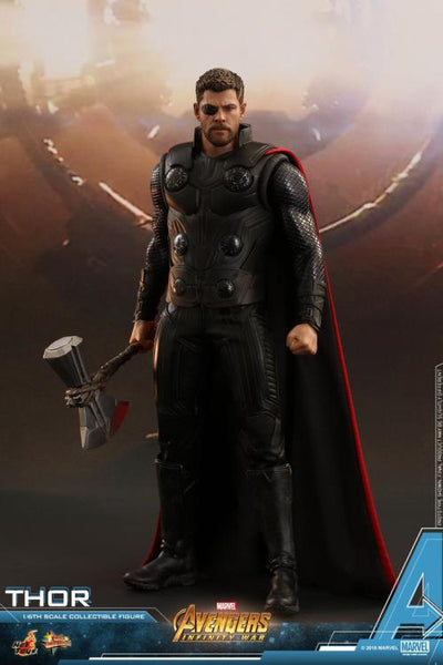 Avengers: Infinity War MMS474 Thor 1/6 Scale Collectible Figure maximus collectors toys ans gift