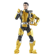 Power Rangers Beast Morphers Lightning Collection Gold Ranger-Maximus Collectors