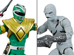 Power Rangers Lightning Collection Fighting Spirit Green Ranger & Might Morphin Putty Two-Pack-Maximus Collectors