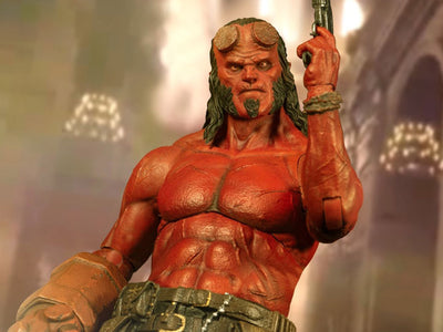 Hellboy (2019) One:12 Collective Hellboy-Maximus Collectors