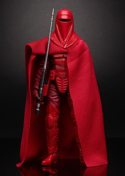 "Star Wars The Black Series 6"" Emperor's Royal Guard Episode VI Action Figure - Maximus Collectors Toys & Gifts"