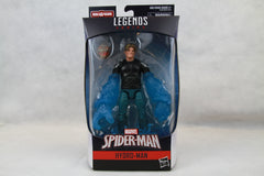 Hasbro Spider-Man Marvel Legends Hydro-Man (Molten Man BAF)-Maximus Collectors
