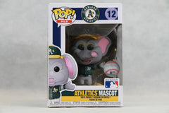 Pop Sports MLB Mascots Oakland A's, Stomper #12 Action Figure