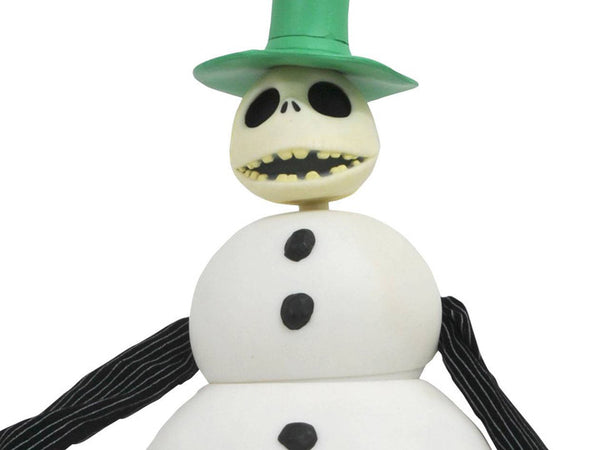 The Nightmare Before Christmas Jack (Snowman) Deluxe Doll-Maximus Collectors
