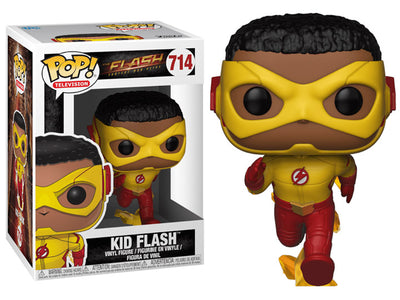 Pop! TV: The Flash - Kid Flash-Maximus Collectors