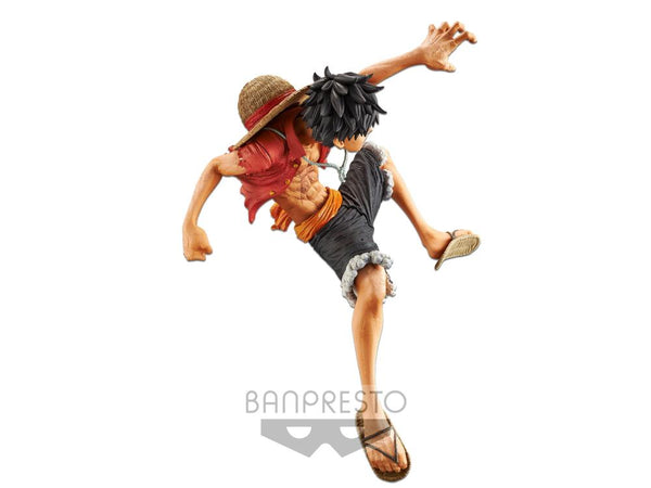 One Piece: Stampede King of Artist Monkey D. Luffy-Maximus Collectors