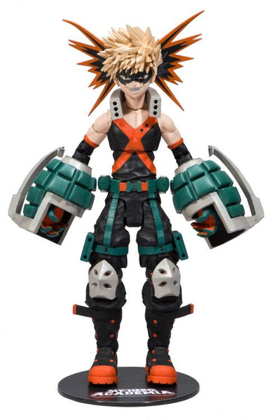My Hero Academia Katsuki Bakugo Action Figure-Maximus Collectors