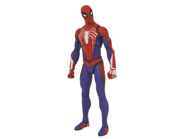 Marvel Select PS4 Spider-Man Advanced Suit - Maximus Collector