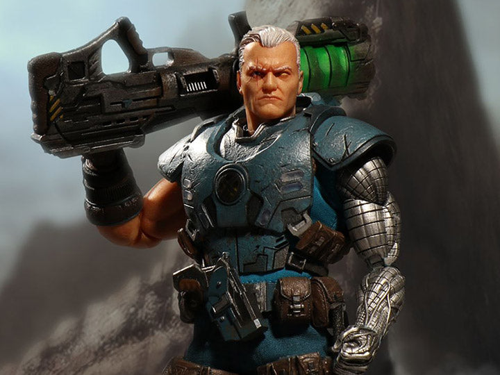Marvel One:12 Collective Cable-Maximus Collectors