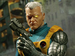 Marvel One:12 Collective Cable PX Previews Exclusive-Maximus Collectors