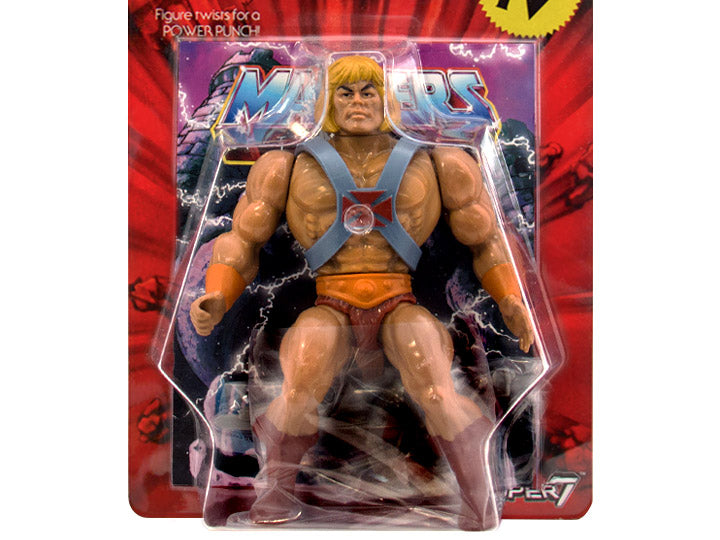 Masters of the Universe Vintage He-Man-Maximus Collectors