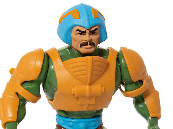 Masters of the Universe Vintage Man-At-Arms-Maximus Collectors