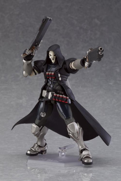 Overwatch Figma No.393 Reaper Action Figure by Goodsmile-Maximus Collectors
