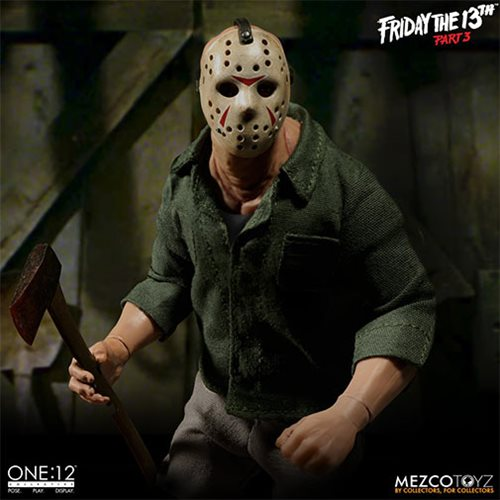 Mezco One:12 Collective Jason Voorhees Friday the 13th Action Figure Pre-Order