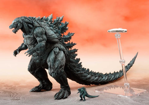 S.H. Monsterarts Netflix Godzilla Planet of Monsters Action Figure (Pre-Order)