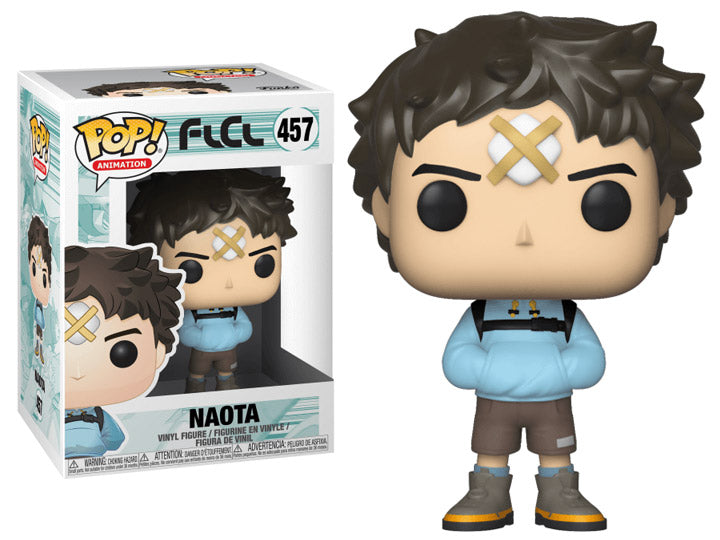 Pop! Animation: FLCL - Naota-Maximus Collectors